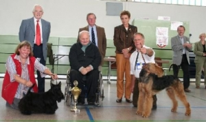 Merchweiler 2008 Best in Show Scottish Terrier